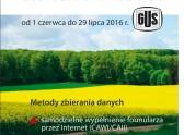 GUS Plakat