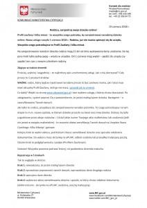 komunikat_Ministerstwo_Cyfryzacji jpg