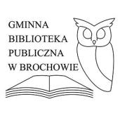 Logo Gminnej Biblioteki Publicznej