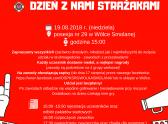 Plakat_OSP_Dzień z nami Strazakami.